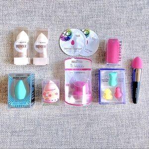 Makeup Sponge Bundle   Sephora, Real Techniques, Maybelline, Face Secrets